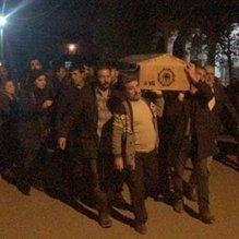 Teröristin cenazesine katılan HDP'li vekiller hakkında soruşturma başlatıldı!