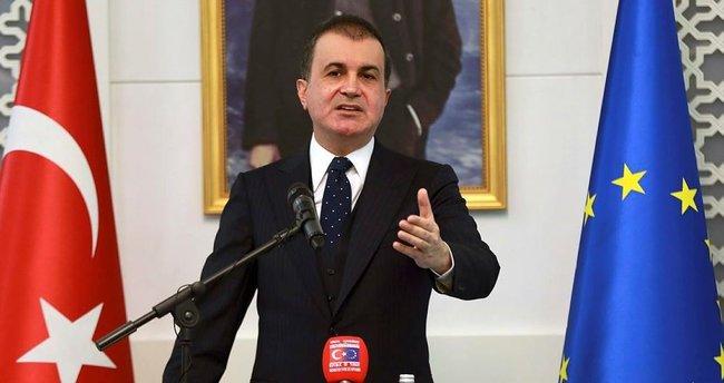 AB Bakanı Çelik, AP Başkanı Schulz ile görüştü