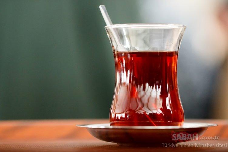Çay demlerken dikkat edilmesi gerekenler nelerdir? İşte çayı yanlış demlemenin neden olduğu hastalıklar...