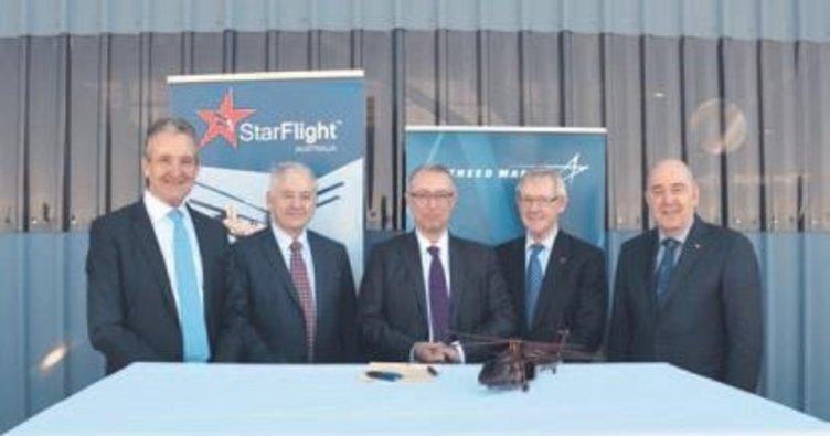 Kaan Air Sikorsky ile işbirliği yaptı