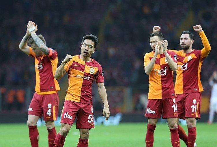 İşte Galatasaray'ın fedakar isimleri!