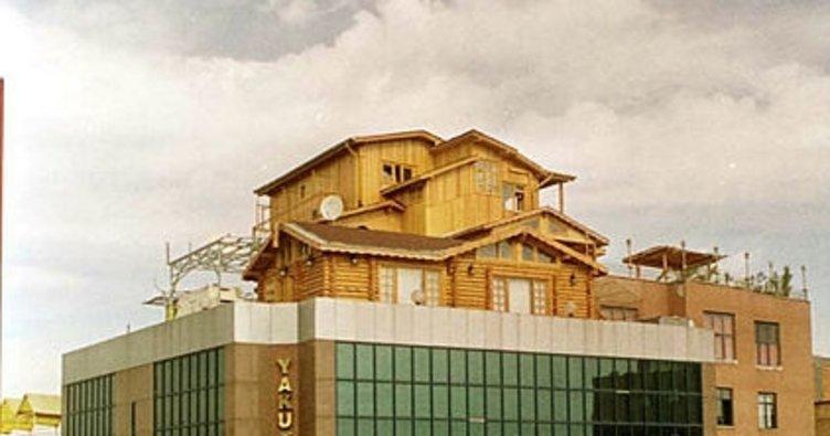 Plaza üstündeki dağ evinin kaderini imar barışı belirleyecek