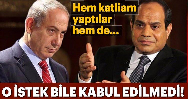 Başbakan Yardımcısı Akdağ açıkladı! Mısır ve İsrail izin vermedi
