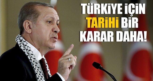 Asya'nın aslanı Türkiye! Başkan seçildi