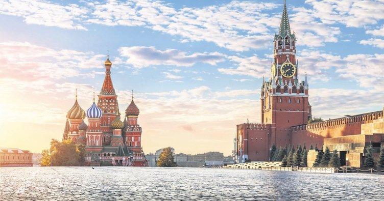 Hızlandırılmış Moskova turu