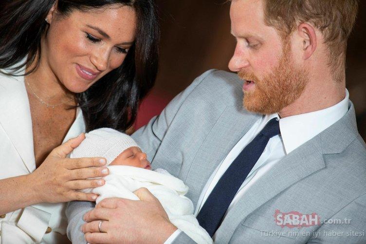 Prens Harry ve Meghan Markle çiftinin paylaşımı beğeni yağmuruna tutuldu