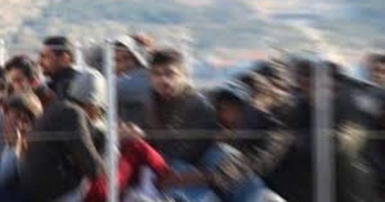 Hatay'da 34 düzensiz göçmen yakalandı