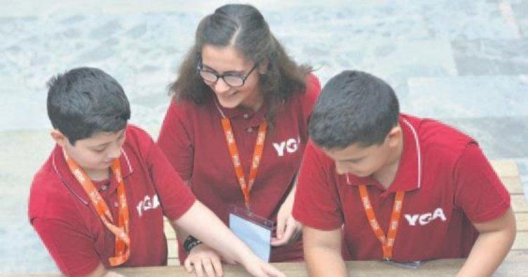 10 binden fazla çocuk bilimle tanışacak