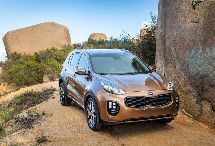 'En güvenlikli' araç Kia Sportage seçildi