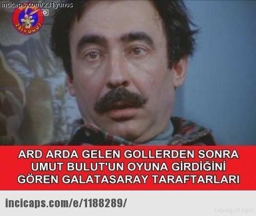 Galatasaray - Atletico capsleri