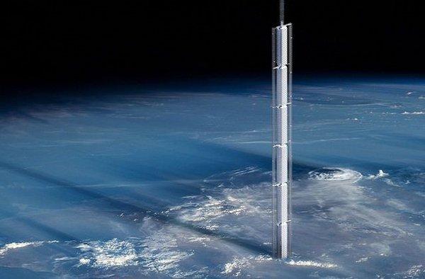Dünyanın ilk mobil  gökten inen binasi:Analemma