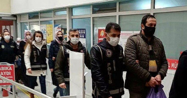 FETÖ/PDY üyesi olmaktan aranan 7 kişi gaybubet evlerinde yakalandı